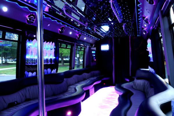 22 Seater Party Bus Philadelphia PA