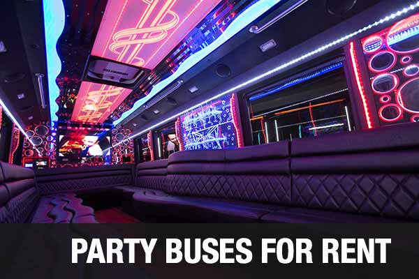 Party Bus Philadelphia