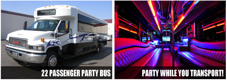 Party Bus Rentals Philadelphia