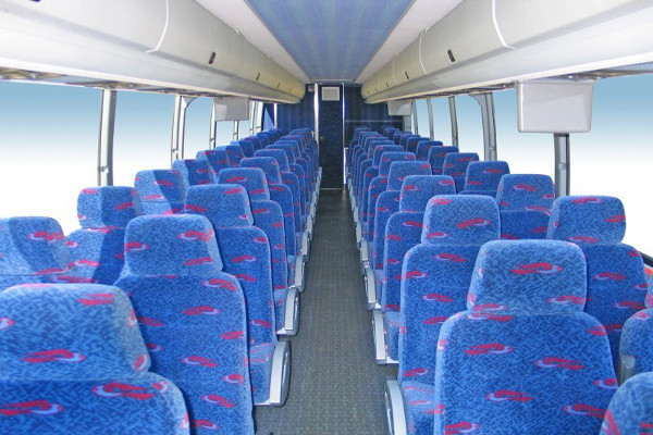 Philadelphia 50 Passenger Party Bus Service