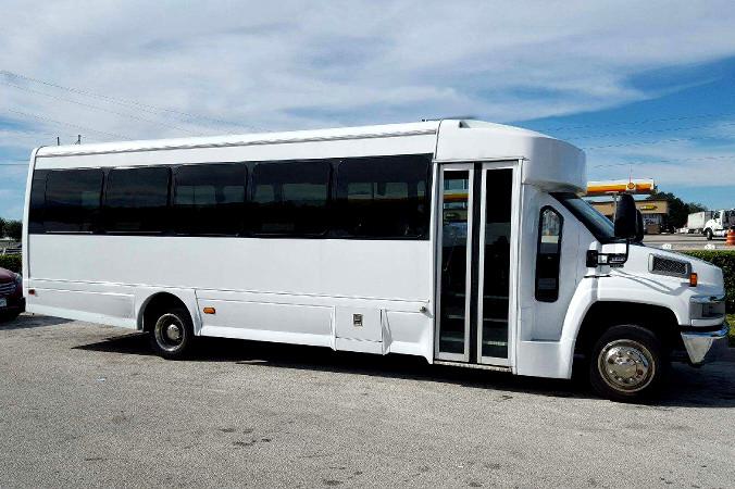 Philadelphia 36 Passenger Shuttle Bus