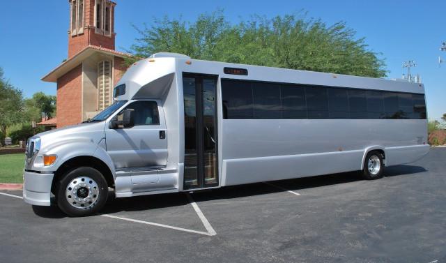 Philadelphia 40 Passenger Shuttle Bus